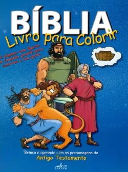 Livro para colorir para a catequese