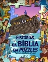 História da Biblia em Puzzle - OUTLET
